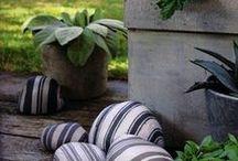 Piha- ja puutarhaideoita / Garden ideas / Ideoita puutarhaan.