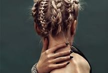 Saç / Hairstyle & Ideas DIY Hairstyle