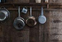 KITCHEN INSPIRATION / our kitchen