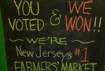 Farmers' Markets / Find Jersey Fresh Farmers' Markets near you