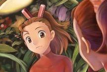 Ghibli ♡♥♡♥ / by Paulishine