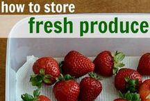 Produce Tips / Tips for Keeping Jersey Fresh Produce as Fresh as Fresh gets!