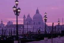 Italy's Color of the Year - 2014 / Pantone's 2014 Color of the Year - Radiant Orchid intrigues the eye and sparks the imagination. Much like Italy it is an expressive, creative color—one that draws you in with its beguiling charm.