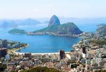 Brazil Travel / Travel stories and tips to ignite your Urge To Wander.
