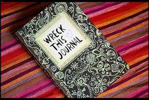 SMITH-Keri : Wreck this Journal