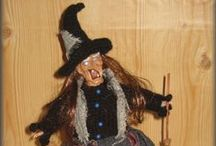 witch / witch - čarodějnice