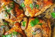 Savory Dinner Recipes / Delicious and healthy dinner recipes and ideas