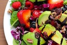 Amazing salads / All things yummy salads... For all seasons!