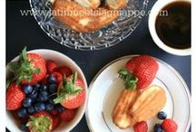 Fourth of July Ideas / All things food and decor for the 4th of July!