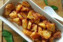 Yummy side dishes / Delicious side dishes perfect for lunch and dinner