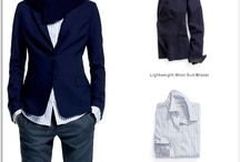 HOW TO / Power dressing