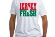 The Jersey Fresh Shop / The Official Jersey Fresh Online Store offers merchandise bearing the Jersey Fresh logo. All proceeds benefit the NJ Department of Agriculture's Jersey Fresh program which promotes New Jersey farmers and the quality produce grown locally in NJ.