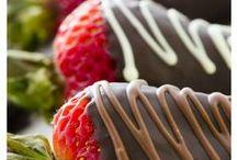 Valentine's Day treats! / Recipe ideas to celebrate Valentine's Day