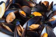 Let's Get Cozze / A board devoted to those clever little bivalve mollusks that carry the brine of the sea in each bite and are an ingredient in some of Italy's most iconic dishes.