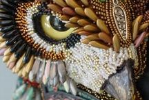 Jewelry & Beadwork / Handcrafted jewelry and beadwork, diy tutorials, and interesting finds in the world of jewelry creations