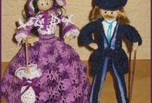 Romance - crochet romance / háčkovaná romance -