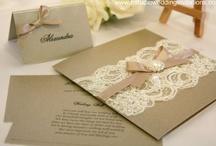Invitasjoner bryllup