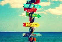 Quiero ir..! ♡ / Can I travel the world with just One Life? ♥   What a wonderful world!
