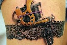 Piercings & Tattoos / Inspiration for my next tattoo design and pretty piercings.