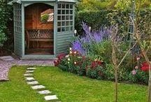 Gardening Ideas / Gardening and landscaping inspiration.