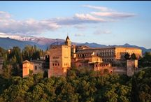 vacances en Espagne / by libertybetsy