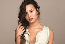 Demi Lovato <3  / by Vikki Hall