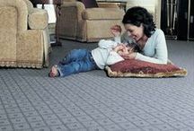 StainMaster© Carpet / Did you know that carpet performance is directly related to the type of fiber used in its construction? Most carpets today are made out of Nylon, Polyester, Wool or Olefin. Carpet Direct proudly features StainMaster Nylon, the most dependable carpet fiber ever made for your home.