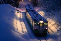Chu-Chuuu + / Trains | Trenes | Trens | Treni <3