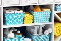 Organizing Ideas / Staying organized in your apartment at CanalSide Lofts!