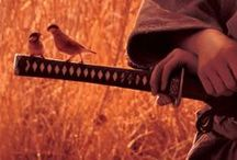 The double-edged Sword* / You can only fight the way you practice | A true warrior decides his own Fate