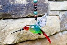 Spirit Pieces - Glass Home Decor Figurines / Spirit Pieces - A lovely collection of glass ornaments, figurines and suncatchers
