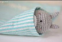 Virka/Häkeln/Crochet / Fina virk- eller pysselidéer att göra när tiden finns.  =)