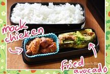 Nice Cooking-Tutorials / Some Tutorials based on Bento-Lunch-Blog.com