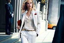 Lawyer Lookbook/Look de abogada / Outfits e inspiración sobre moda para abogadas