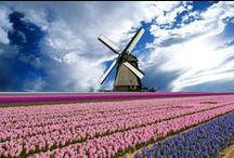 Benelux / Zajímavá místa Belgie, Nizozemí a Lucemburska