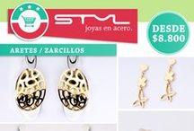 Zarcillo / Encuentra una gran variedad de zarcillos para todas las edades, estilos y ocasión. Todas nuestras joyas están 100% garantizadas. Puedes encontrar productos desde $7030 pesos.