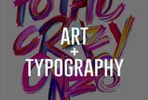 Art & Typography
