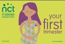 First trimester / The first weeks of pregnancy can be exciting and emotional. You'll find lots of useful information and support from NCT to help you through the first trimester of pregnancy.