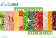 Pregnancy and nutrition / What can you eat and drink during pregnancy and what should you avoid? Lots of useful information about pregnancy and nutrition from NCT here.