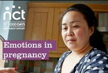 Emotions in pregnancy / Different moods and emotions are common in pregnancy due to changes in your hormones. Find out why this happens and how to cope here.
