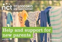 About NCT / Find out how NCT supports mums and dads in their First 1,000 Days of parenthood through services, information and local branch network #nct #newparents #first1,000days