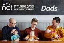 Dads / The prospect of fatherhood can be daunting. Dads-to-be can experience a wide range of thoughts, emotions and expectations. You'll find lots of useful information and support for dads here.