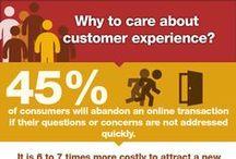 Customer Experience Management / Interesting pins from the customer management and customer interaction field