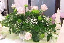 FLORYSTYKA / Kompozycje kwiatowe na różne okazje.