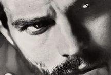 Jamie Dornan / Para este caballero, que me hace soñar despierta...