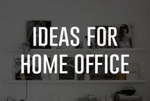 Ideas for Home Office / General Ideas for Home Office Space