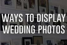 Need ways to display Wedding Photos
