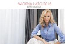 Wiosna Lato 2015 w kolekcji SENSO