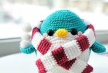 Crochet Toys / by Atena Caba