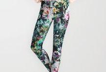LEGGINGS / #woman #leggings #society6